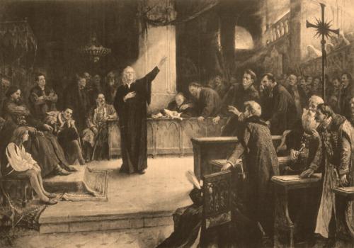 Dávid Ferenc emlékmüsor