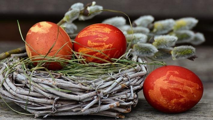 Húsvéti ünnepi istentiszteletek programja